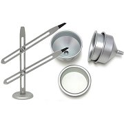 Funnels, Gauges and Sieves