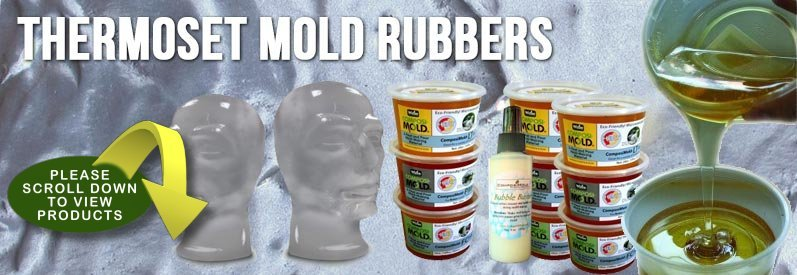 Thermoset Mold Rubbers