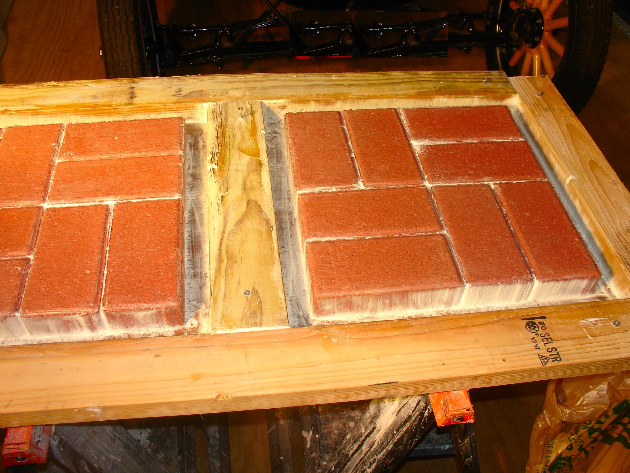 concrete mold making 14