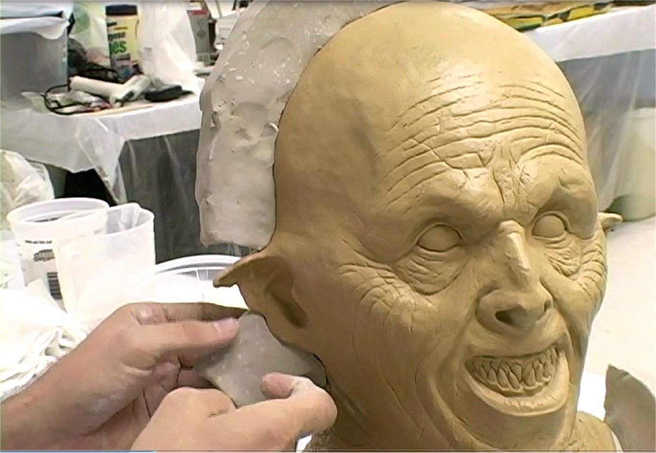 Mask Making 23
