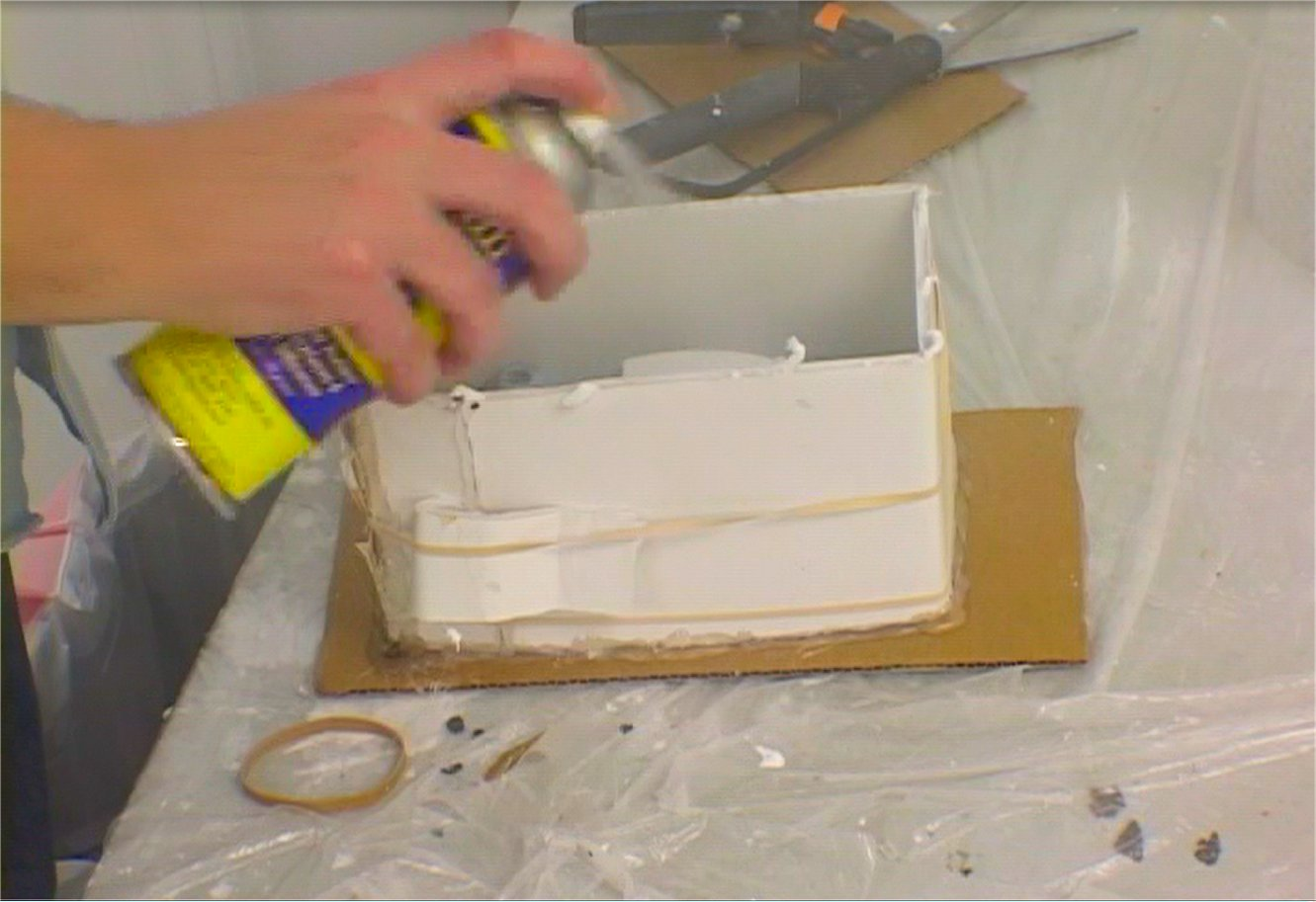 Block Mold Injection 24