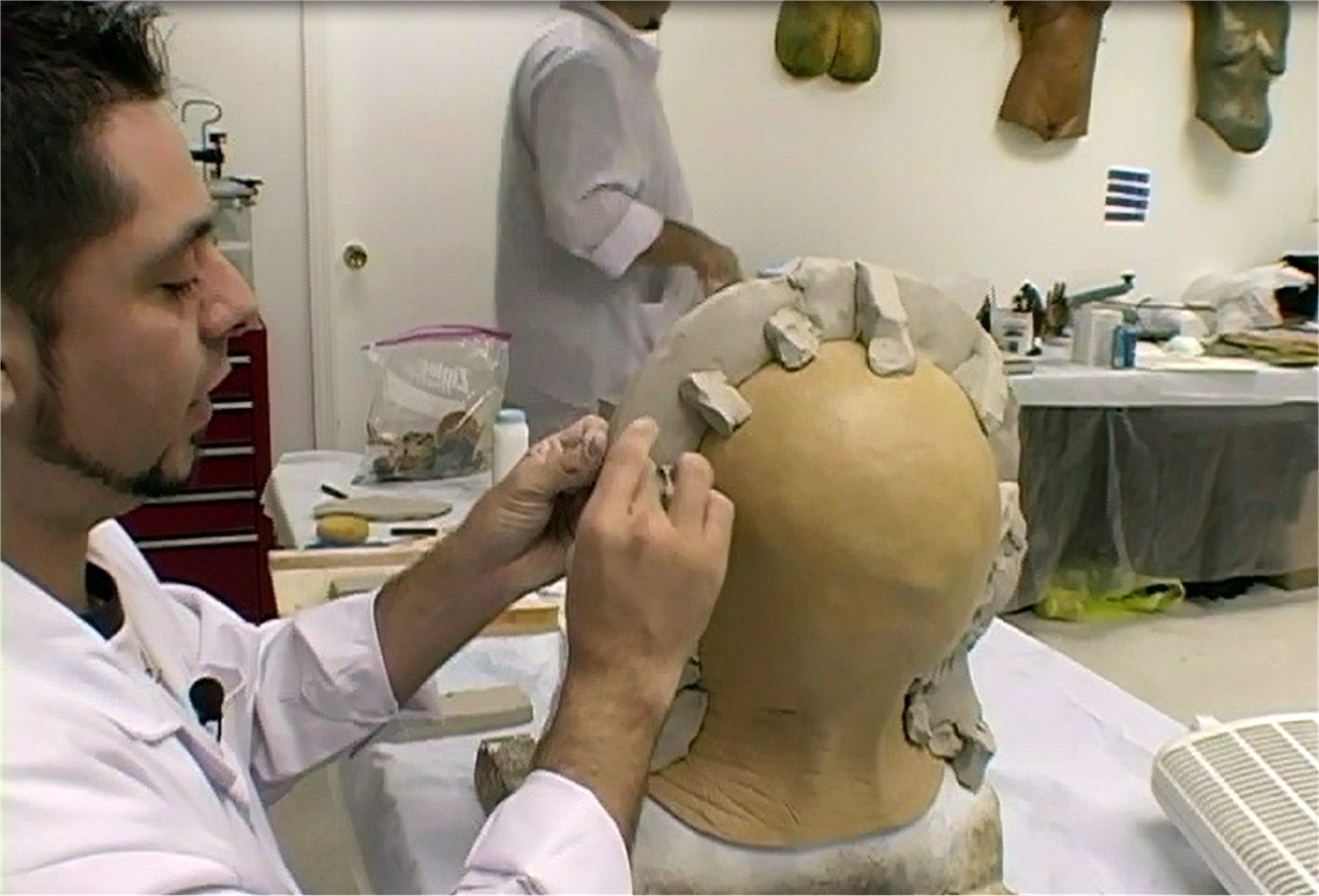 Mask Making  26