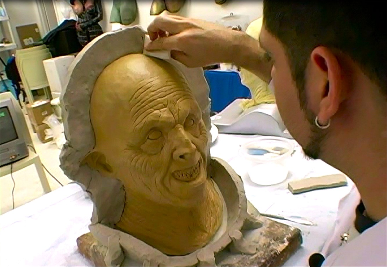 Mask Making 28