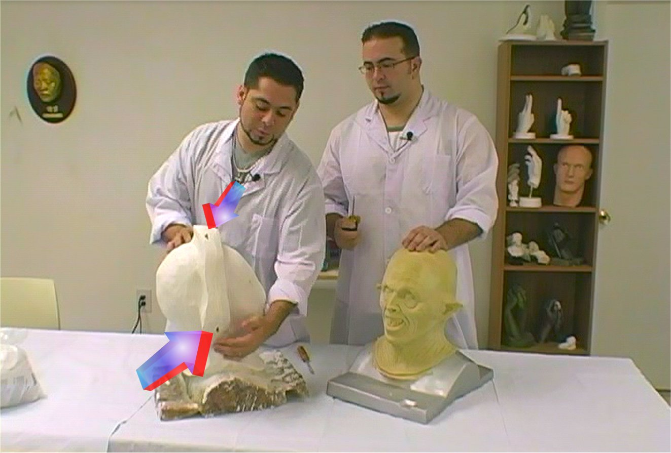 Mask Making 53