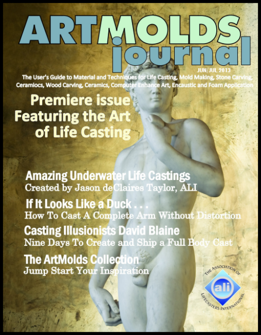 Jun-Jul 2013 ArtMolds Journal