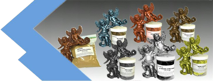 Cold Casting Powders