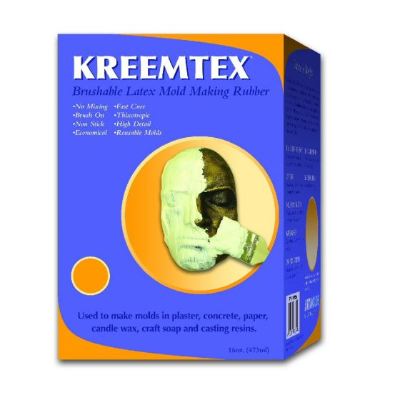 Kreemtex Mold Making Latex