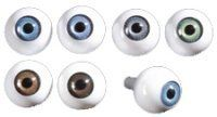 Life Touch Eyes - Acrylic 26 MM (pair)