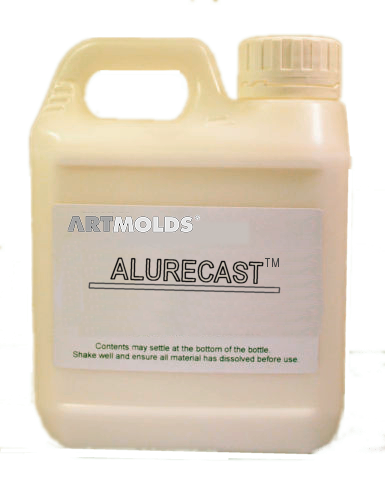 ArtMolds AlurCast for creating fishing lures, toys, novelties and tool grips