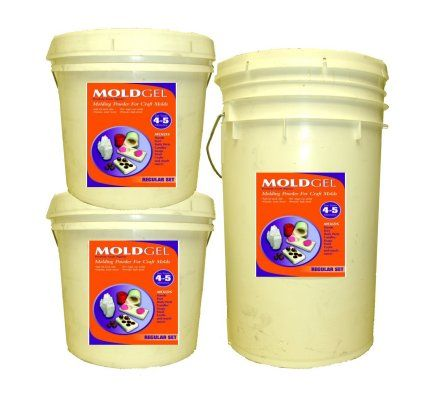 MoldGel alginate Regular Set - Traditional Formula