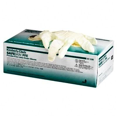 Latex Gloves 10 Pairs - Large