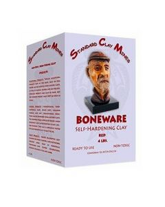Boneware Red Self-Hardening Clay