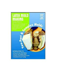 Latex Mold Making Part - 2 DVD