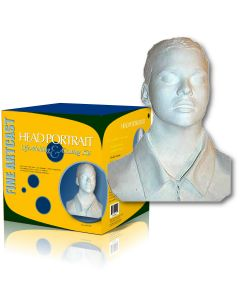 Head Portrait Casting Kit with Example