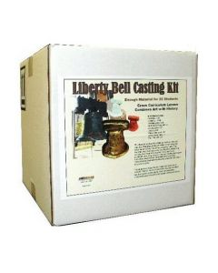 Liberty Bell Casting Kit - Student Casting Kit for 25 Students
