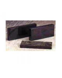 Black Marble Base - Rectangular