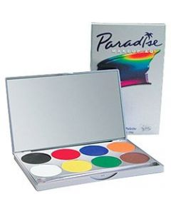 Paradise Makeup AQ - 8-color Palette