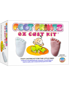 Foot Printz Package