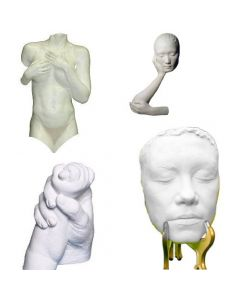 Life Casting and bodycasting Kits Refills