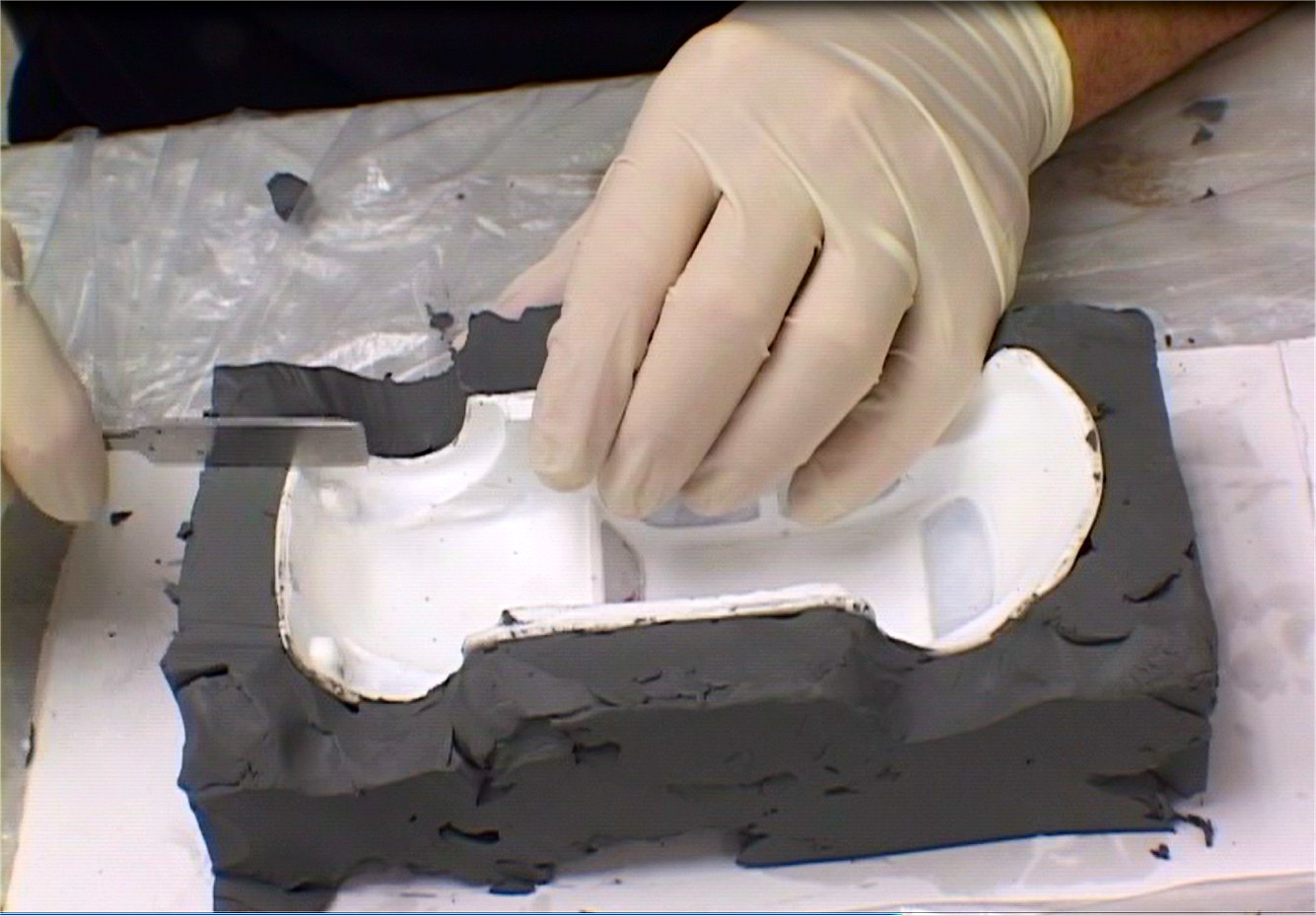Block Mold Injection 6