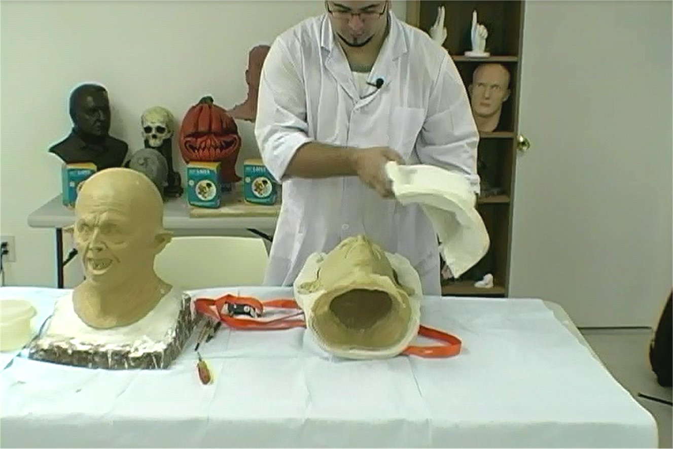 Mask Making 72