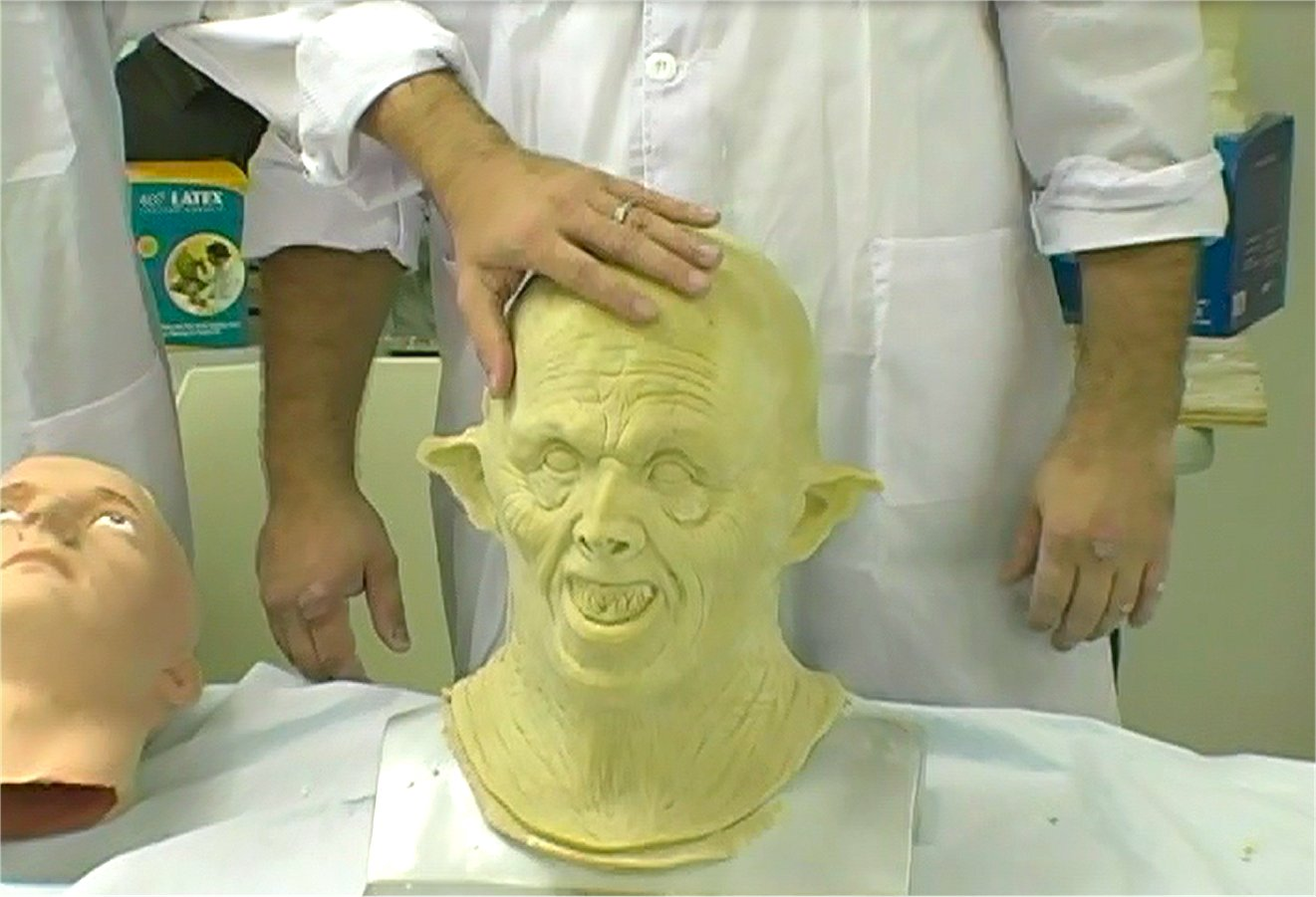 Mask Making  73