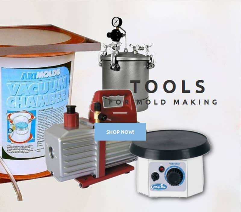 EnvironMolds Mold Making Tools