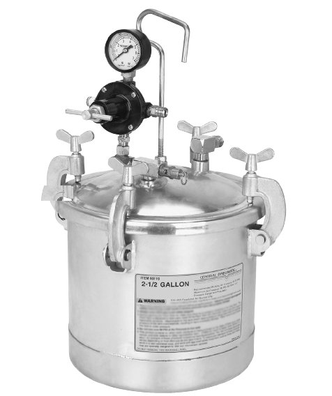 Affordable Pressure Pot